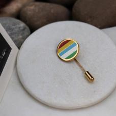 Mayo colours Lapel Pin