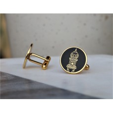 Clock Tower Cufflinks