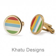 Mayo Colours Cufflinks