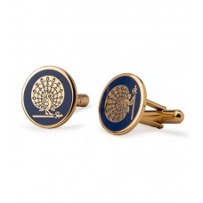 Mayo Peacock Cufflinks