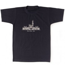 Main Building (Round Neck) Navy